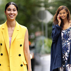 New York Fashion Week SS15 Street Style: Part VI