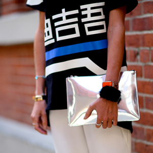 New York Fashion Week SS15 Street Style: Part II