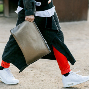 Paris Men's Fashion Week AW15: Street Style Part I