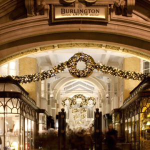 Chanel to launch in London's historical Burlington Arcade