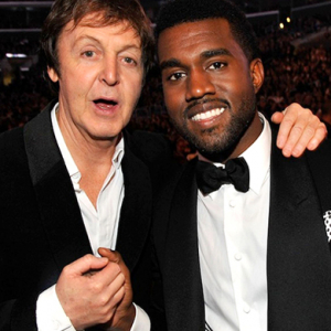 Are Kanye West and Paul McCartney working together?
