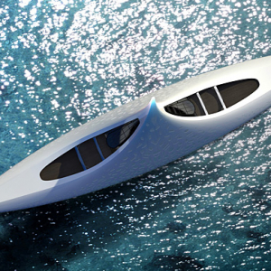 The Lobanov Star project redefines the superyacht