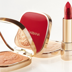 Dolce & Gabbana reveals its exclusive Christmas 2014 make-up collection