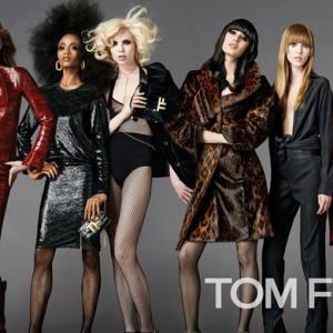 First look: Tom Ford's Autumn/Winter 14 campaign