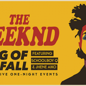 The Weeknd unveils new song 'The King Of The Fall'