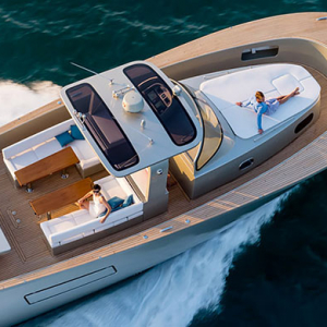 Most wanted: The Alen 55 yacht
