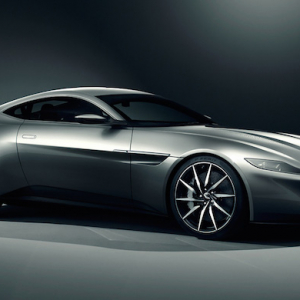 Aston Martin unveils new car for upcoming James Bond film