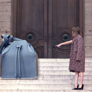 Carven presents a surreal short film for its new Saint Sulpice handbags