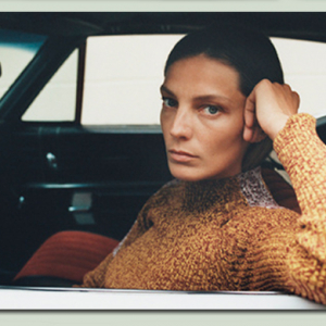 First look: The Céline Cruise 2015 campaign with Daria Werbowy