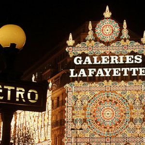 Galeries Lafayette reveals new building by Rem Koolhas