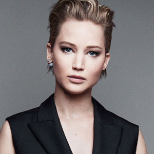 First look: Jennifer Lawrence poses for Dior's new campaign