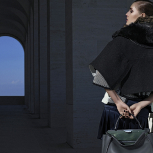 First look: Fendi's Autumn/Winter 14 campaign