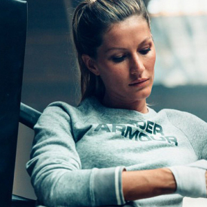 Gisele Bündchen tapped as the new face of Under Armour