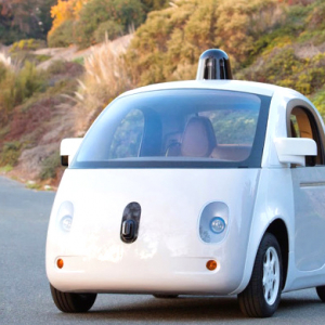 Google unveils finished prototype of self-driving car