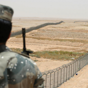 Saudi Arabia to build 900km fence along Iraq boarder
