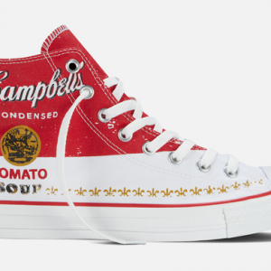 First look: The Andy Warhol x Converse collection