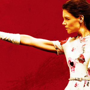 Watch now: Katie Holmes stars in 'Miss Meadows'