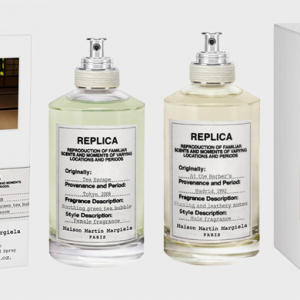 Maison Martin Margiela adds new scents to the Replica collection