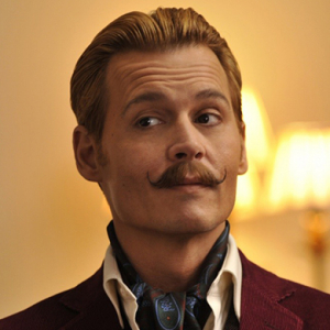 Watch now: Johnny Depp and Gwyneth Paltrow star in new 'Mortdecai' trailer
