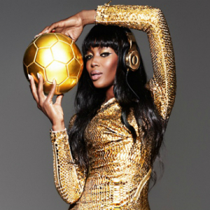 Beats by Dre and Naomi Campbell go gold for Germany's victory
