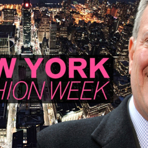 New York Mayor to kickstart NYFW with designer fete