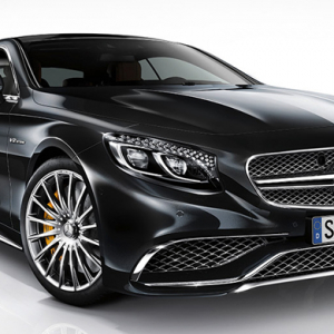 Mercedes reveal its new S65 AMG Coupe
