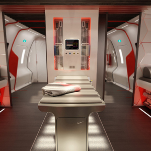 Nike designs the ultimate private jet for athletes