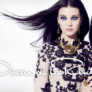 First look: Oscar de la Renta's Autumn/Winter 14 campaign