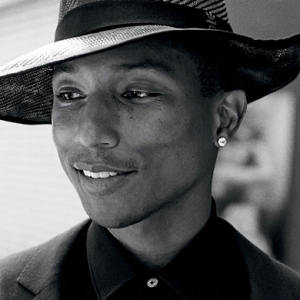 Pharrell Williams covers WSJ. Magazine