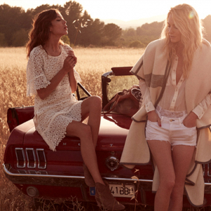 Poppy Delevingne and Alexa Chung unite for Net-a-Porter's 'The Edit'