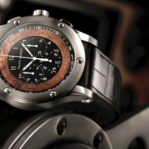 Buro loves: Ralph Lauren's Buggatti-inspired Chronograph
