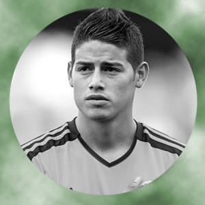 Man of the Month: James Rodríguez