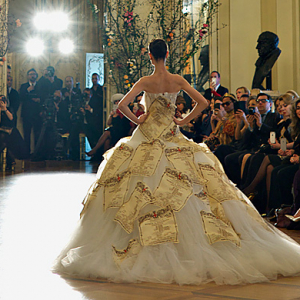 Dolce & Gabbana debut ballet-inspired Haute Couture extravaganza in Milan