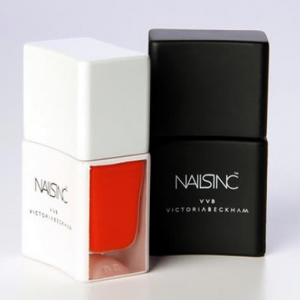 Victoria Beckham debuts a line of nail polishes with Nails Inc