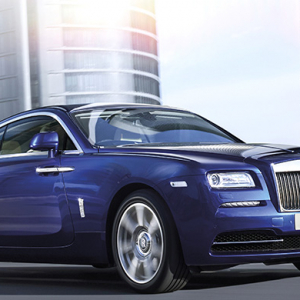 A look at the 2015 Rolls Royce Wraith