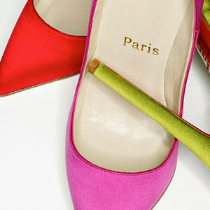 Louboutin celebrates a decade of the Pigalle with a social media competiton