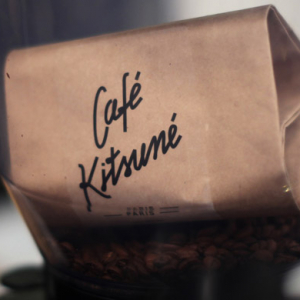 Cafe Kitsuné opening in Paris