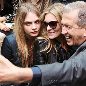 London Fashion Week: Burberry Prorsum Front Row