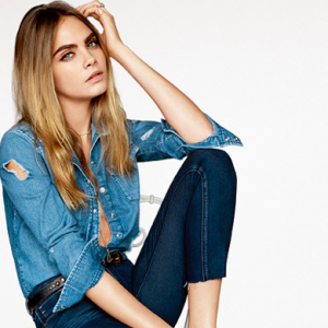 Cara Delevingne fronts new campaign for Zalando and Topshop