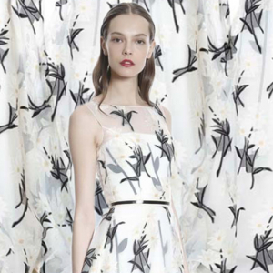 First look: Carolina Herrera Cruise 2014/15