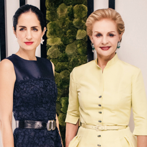 Carolina Herrera hosts global fragrance launch in Dubai
