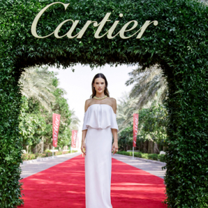 Dubai: Inside Cartier's polo with Alessandra Ambrosio and Princess Haya