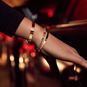 Discover Cartier's new Love de Cartier collection