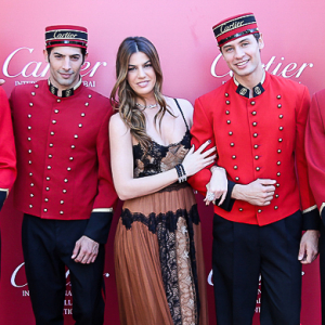 Dubai's Cartier Polo with Bianca Brandolini