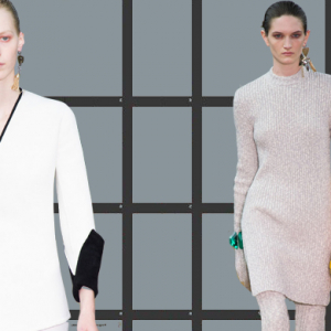 Paris Fashion Week: Céline Autumn/Winter 14