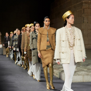 Walk like an Egyptian: Chanel's Métiers d'Art 2019 collection show