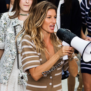Paris Fashion Week: Chanel Spring/Summer 15