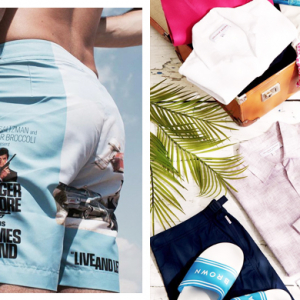 Chanel just acquired swimwear brand Orlebar Brown