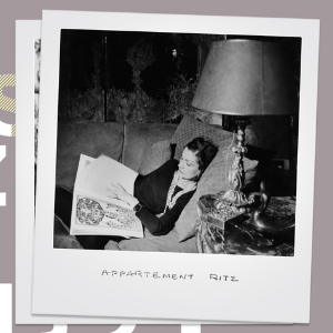 Get the story of Gabrielle Chanel and Literature in the new episode of Inside CHANEL