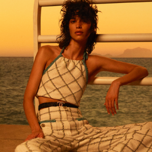 Take a trip around the Mediterranean with Chanel's Cruise '21 collection